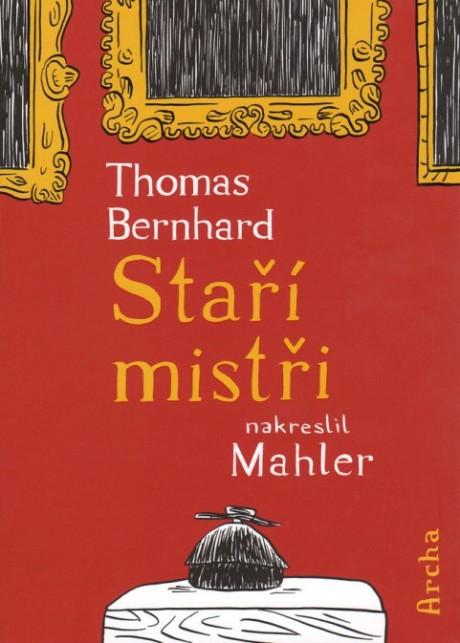 obalka Nicolas Mahler: Stari mistri