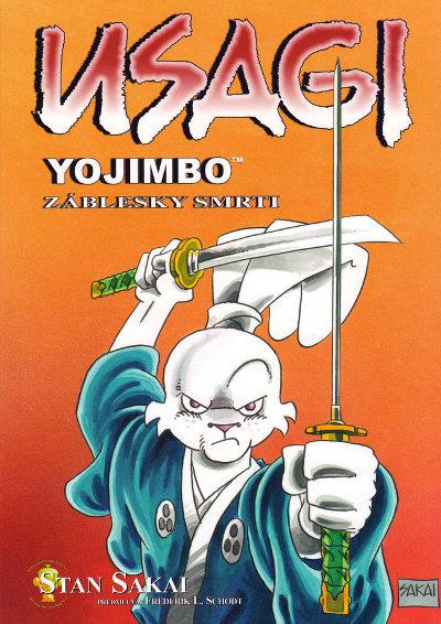 Usagi Yojimbo - Záblesky smrti