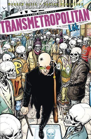OBR: Transmetropolitan 9 - Lék