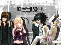 Tdugumi Ohba: Death Note