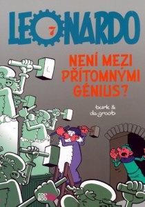 obalka Turk: Leonardo #7 - Neni mezi pritomnymi genius?