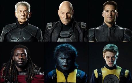X-men Comic Con portréty