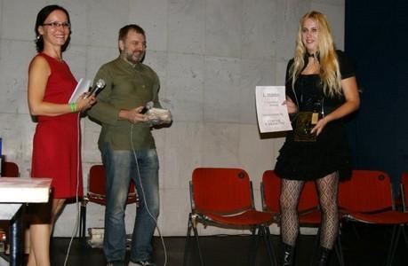 Petra Slováková, loňská vítězka CKČ v kategorii Novela