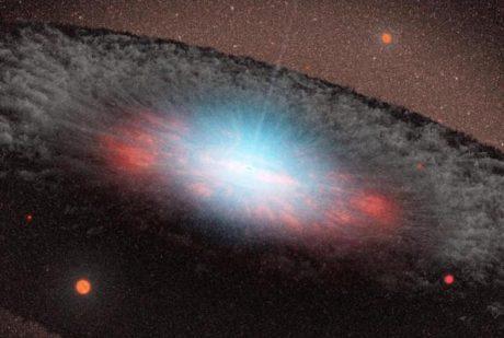 FOTO: Černá díra