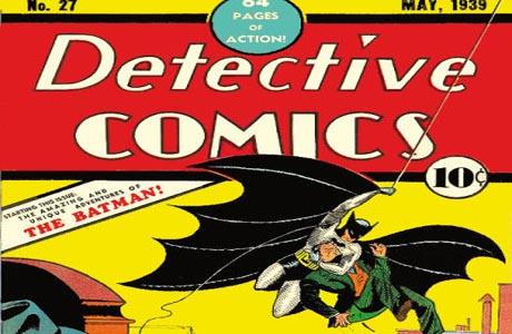 uvodni detectice comics: batman