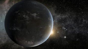 FOTO: Exoplaneta
