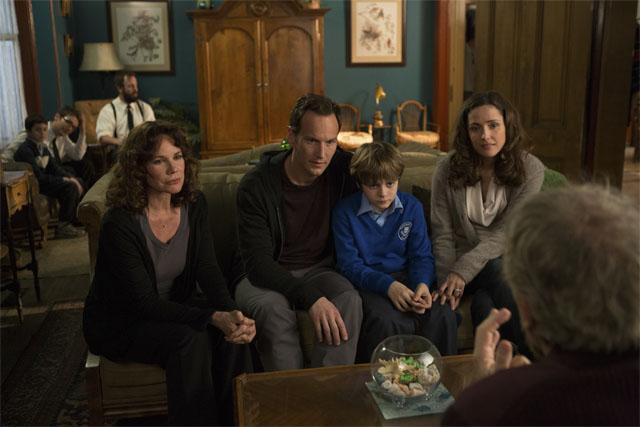 FOTO: Rodina Lambertů v Insidious 2