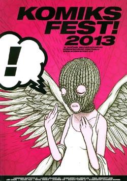 komiksfest: katalog obalka