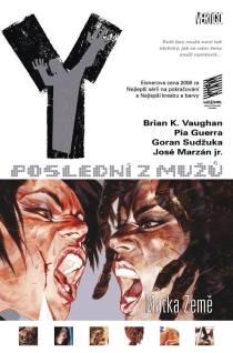 obalka Massimo Carnevale: Y - Posledni z muzu #9 - Matka Zeme