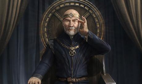 Lord Xavier má na svém panství mimořádně schopné poddané. Zdroj: http://natehallinan.com/