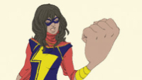 Marvel Comics - Ms. Marvel