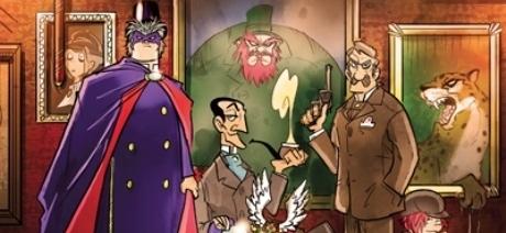 uvodni Petr Kopl: Sherlock Holmes - Skandal v Cechach