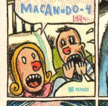 obalka Riccardo Liniers: Macanudo #4