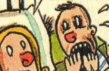 uvodni Riccardo Liniers: Macanudo #4