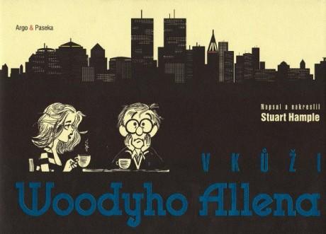 obalka Stuart E. Hample: V kuzi Woodyho Allena