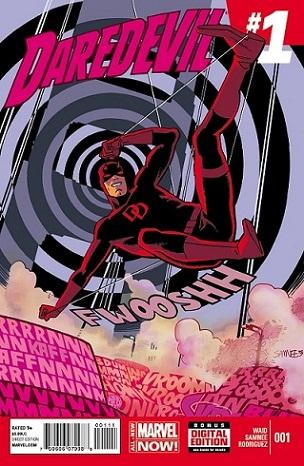 Chris Somnee: Daredevil