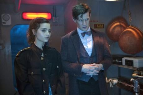 FOTO: Doctor Who přichází jako knižní novinka z pera Neila Gainmana. Zdroj: Distributor.