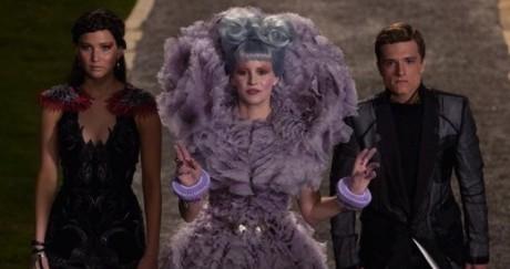 FOTO. Hunger Games: Vražedná pomsta