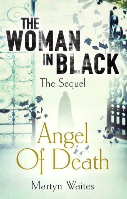 FOTO: Martyn Waites pokračuje v příběhu ženy v černém