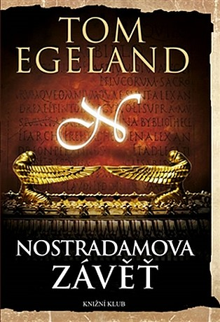 OBR: Nostradamova závěť