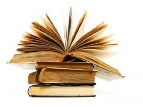 FOTO: Staré knihy