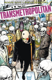 Warren Ellis - Transmetropolitan