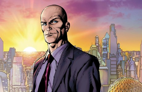 uvodni: DC database: Lex Luthor