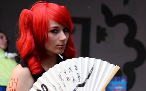 FOTO: Japonská kultura - ilustrační foto