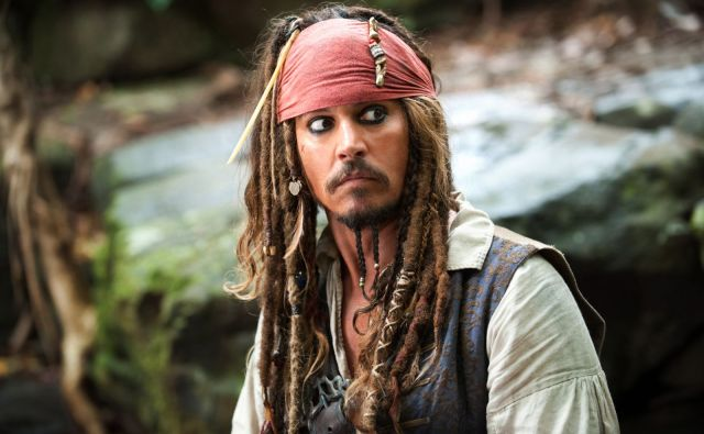 Johnny Depp Piráti