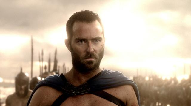 FOTO: Sullivan Stapleton 300 Rise of Empire