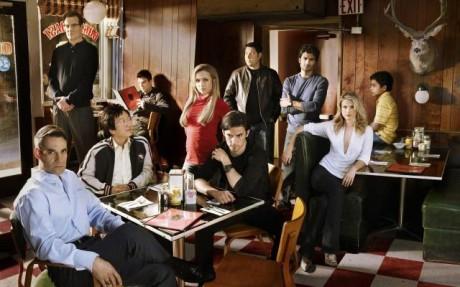 Čtyři řady seriálu Hrdinové se objevily i na českých televizních obrazovkách. Zdroj: NBC