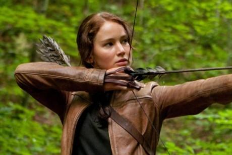 OBR: Katnis Everdeenová Hunger Games