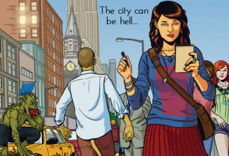 OBR: Zoe Průvodce po New Yorku