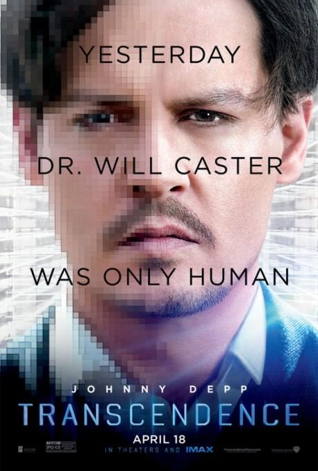 Johnny Depp nebude tak úplně člověkem. Zdroj: Warner Bros. Pictures