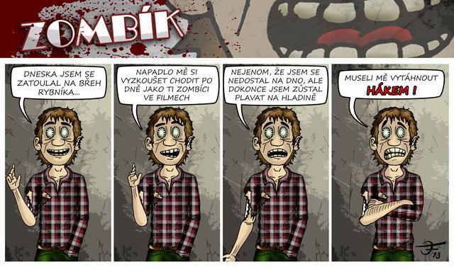 Ondrej Frencl: Zombik #8
