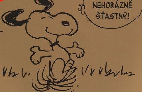 uvodni Charles M. Schulz: Peanuts