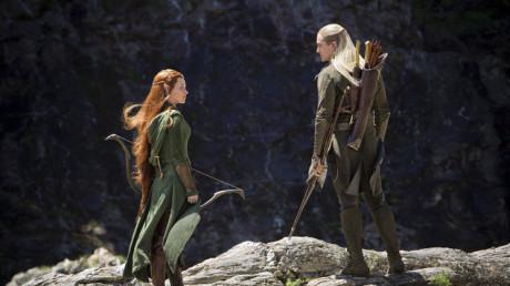 OBR: Elfové od Tolkiena