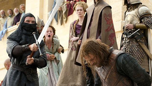FOTO: Hra o trůny - Sean Bean - HBO