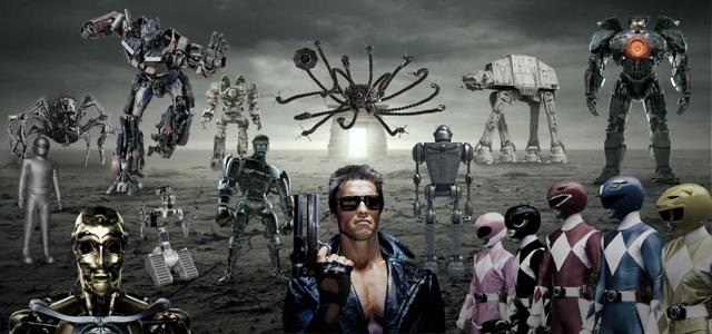 FOTO: Nejlepší filmy s roboty