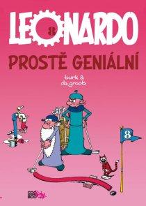 obalka Turk: Leonardo #8