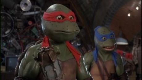 FOTO: Původní želvy ninja