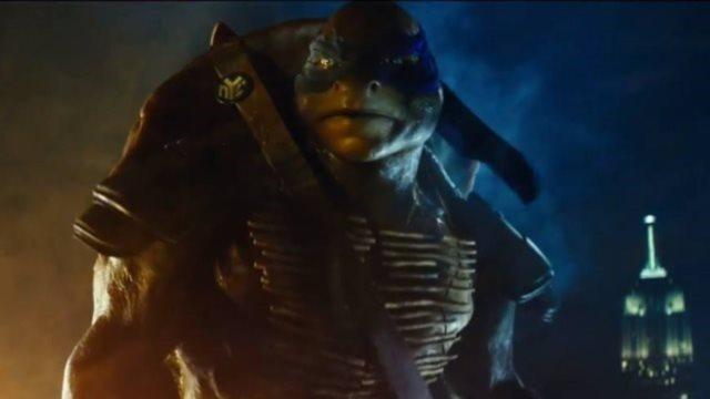 FOTO: Želvy ninja v novém