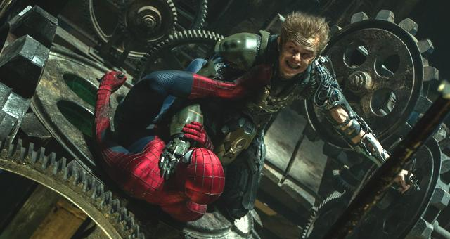 FOTO: Amazing Spider-Man 2 - Green Goblin