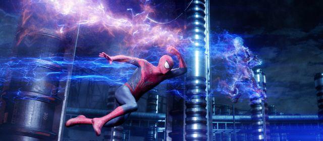 Přehledně natočená a nastříhaná akce je jedním z lákadel Spider-Mana. Zdroj: Falcon