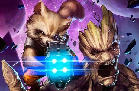 uvodni: Adnrea de Vita: Guardians of the Galaxy