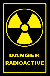 OBR: Danger radioactive