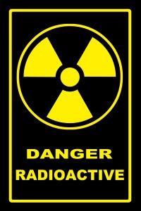 OBR: Danger radioactive