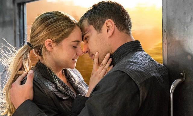 FOTO: Divergence - Shailene Woodley a Theo James - Bontonfilm