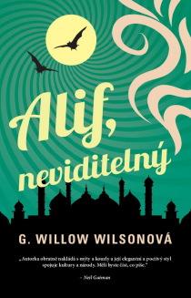 obalka F. Willow Wilsonova: Alif, neviditelny