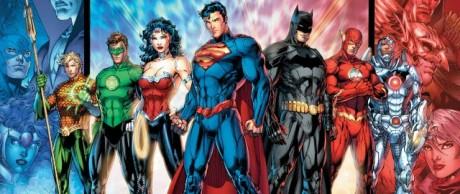 Justice League. Zdroj: DC Comics